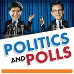 Politics and Polls show logo